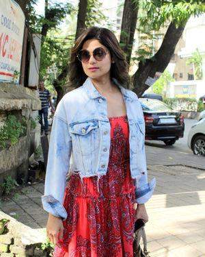 Shamita Shetty - Photos: Celebs Spotted at Bandra