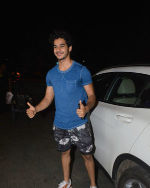 Ishaan Khattar - Photos: Celebs Spotted at Juhu | Picture 1679491