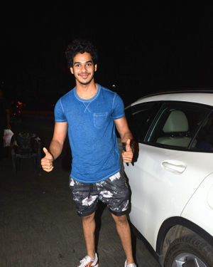 Ishaan Khattar - Photos: Celebs Spotted at Juhu | Picture 1679492