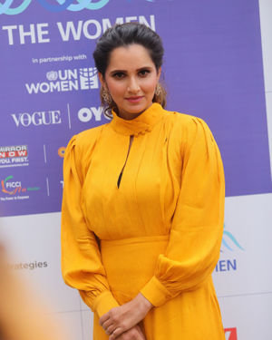 Sania Mirza - Photos: Celebs At We The Women Event At Mehboob Studio