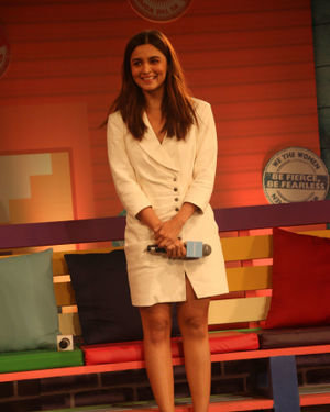 Alia Bhatt - Photos: Celebs At We The Women Event At Mehboob Studio