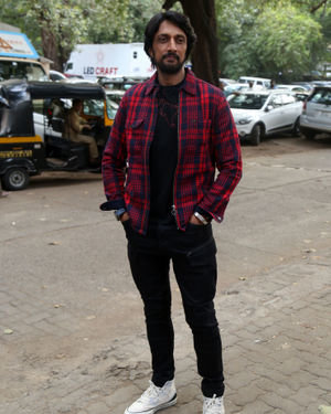 Kichcha Sudeep - Photos: Promotion Of Film Dabangg 3 At Mehboob Studio | Picture 1704363