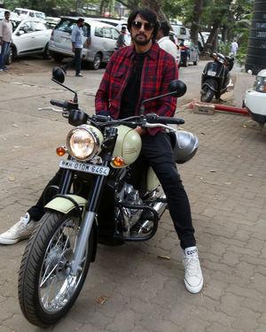 Kichcha Sudeep - Photos: Promotion Of Film Dabangg 3 At Mehboob Studio | Picture 1704368
