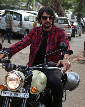 Kichcha Sudeep - Photos: Promotion Of Film Dabangg 3 At Mehboob Studio | Picture 1704364