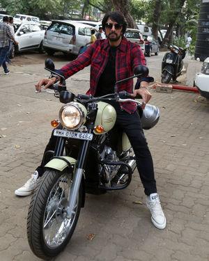 Kichcha Sudeep - Photos: Promotion Of Film Dabangg 3 At Mehboob Studio | Picture 1704365