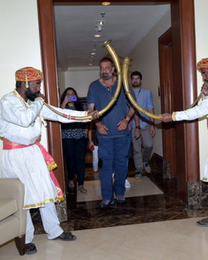Photos: Promotion Of Film Panipat At Jw Marriott | Picture 1703940
