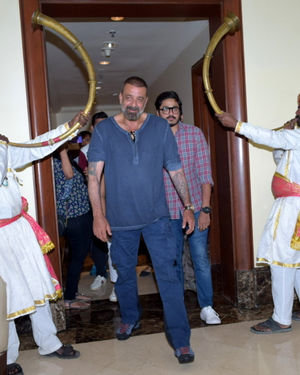 Photos: Promotion Of Film Panipat At Jw Marriott | Picture 1703941