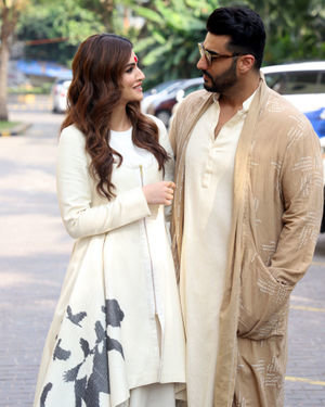 Photos: Promotion Of Film Panipat At Jw Marriott   Picture 1704383