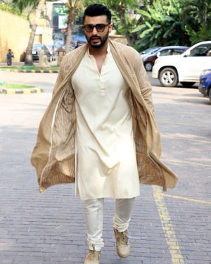 Arjun Kapoor - Photos: Promotion Of Film Panipat At Jw Marriott | Picture 1704375