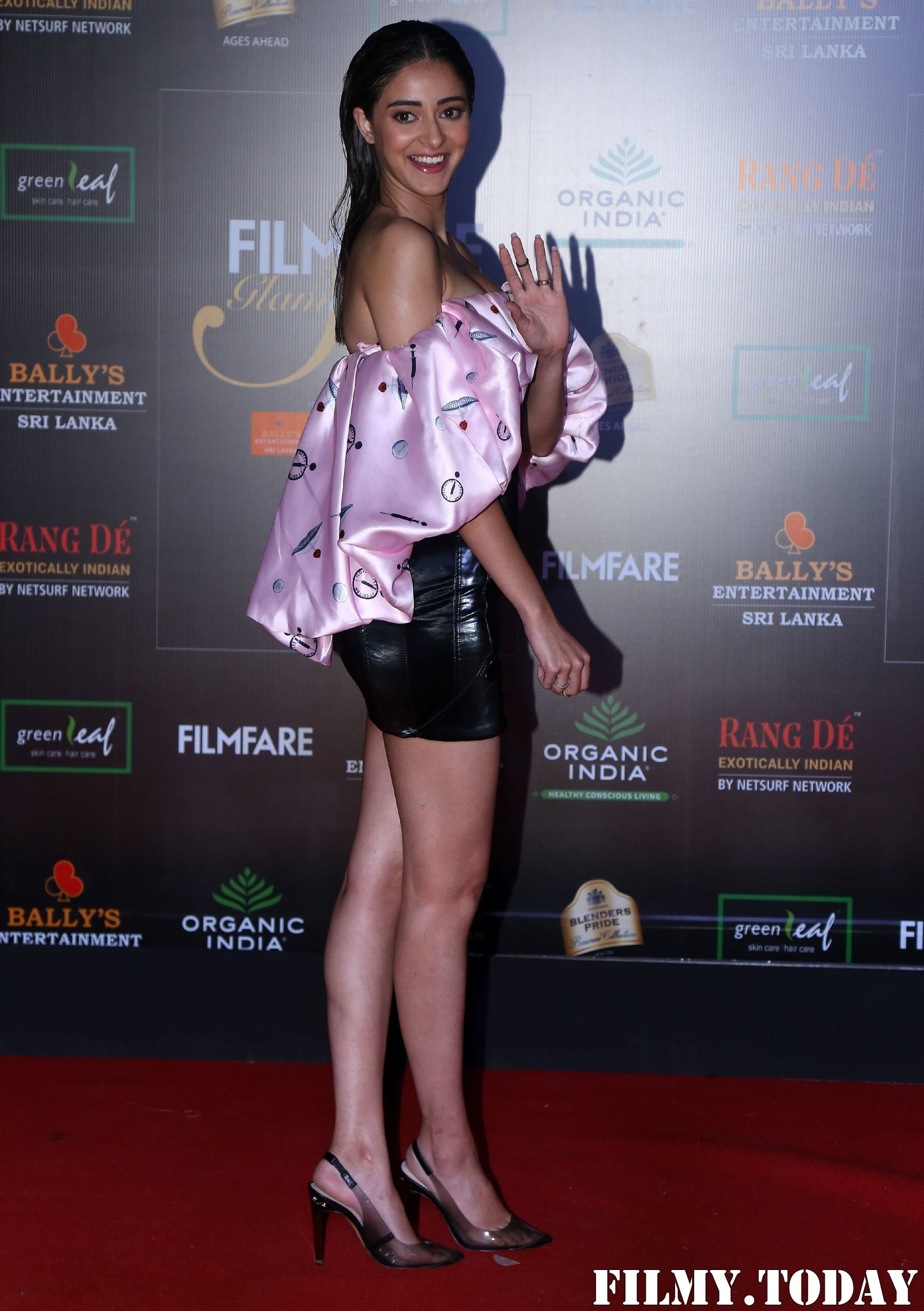 Ananya Pandey - Photos: Celebs At Filmfare Glamour & Style Awards 2019 At Taj Lands End | Picture 1704577