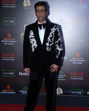 Karan Johar - Photos: Celebs At Filmfare Glamour & Style Awards 2019 At Taj Lands End