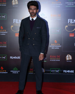 Kartik Aaryan - Photos: Celebs At Filmfare Glamour & Style Awards 2019 At Taj Lands End
