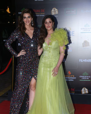 Photos: Celebs At Filmfare Glamour & Style Awards 2019 At Taj Lands End | Picture 1704594