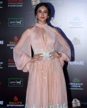 Rakul Preet Singh - Photos: Celebs At Filmfare Glamour & Style Awards 2019 At Taj Lands End