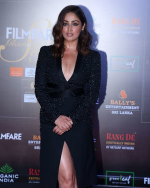 Yami Gautam - Photos: Celebs At Filmfare Glamour & Style Awards 2019 At Taj Lands End