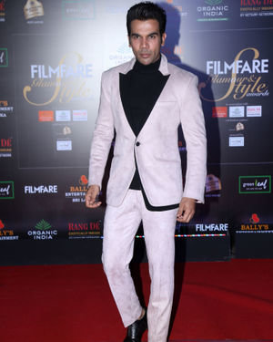 Rajkummar Rao - Photos: Celebs At Filmfare Glamour & Style Awards 2019 At Taj Lands End | Picture 1704574