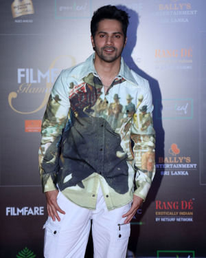 Varun Dhawan - Photos: Celebs At Filmfare Glamour & Style Awards 2019 At Taj Lands End | Picture 1704606