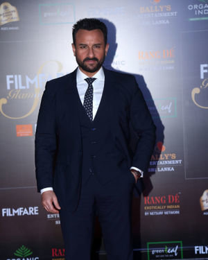 Saif Ali Khan - Photos: Celebs At Filmfare Glamour & Style Awards 2019 At Taj Lands End