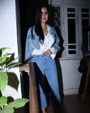 Katrina Kaif - Photos: Celebs Spotted at Bandra
