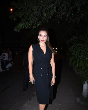 Lulia Vantur - Photos: Raza Beig's Birthday Party At Olive Bandra