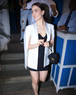 Elli Avram - Photos: Raza Beig's Birthday Party At Olive Bandra