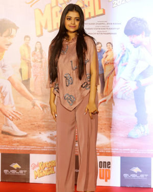 Riva Kishan - Photos: Trailer Launch Of Film Sab Kushal Mangal Hai | Picture 1704552