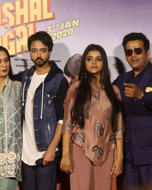 Photos: Trailer Launch Of Film Sab Kushal Mangal Hai | Picture 1704548