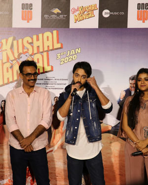 Photos: Trailer Launch Of Film Sab Kushal Mangal Hai | Picture 1704546
