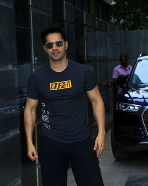 Varun Dhawan - Photos: Celebs Spotted at Gym