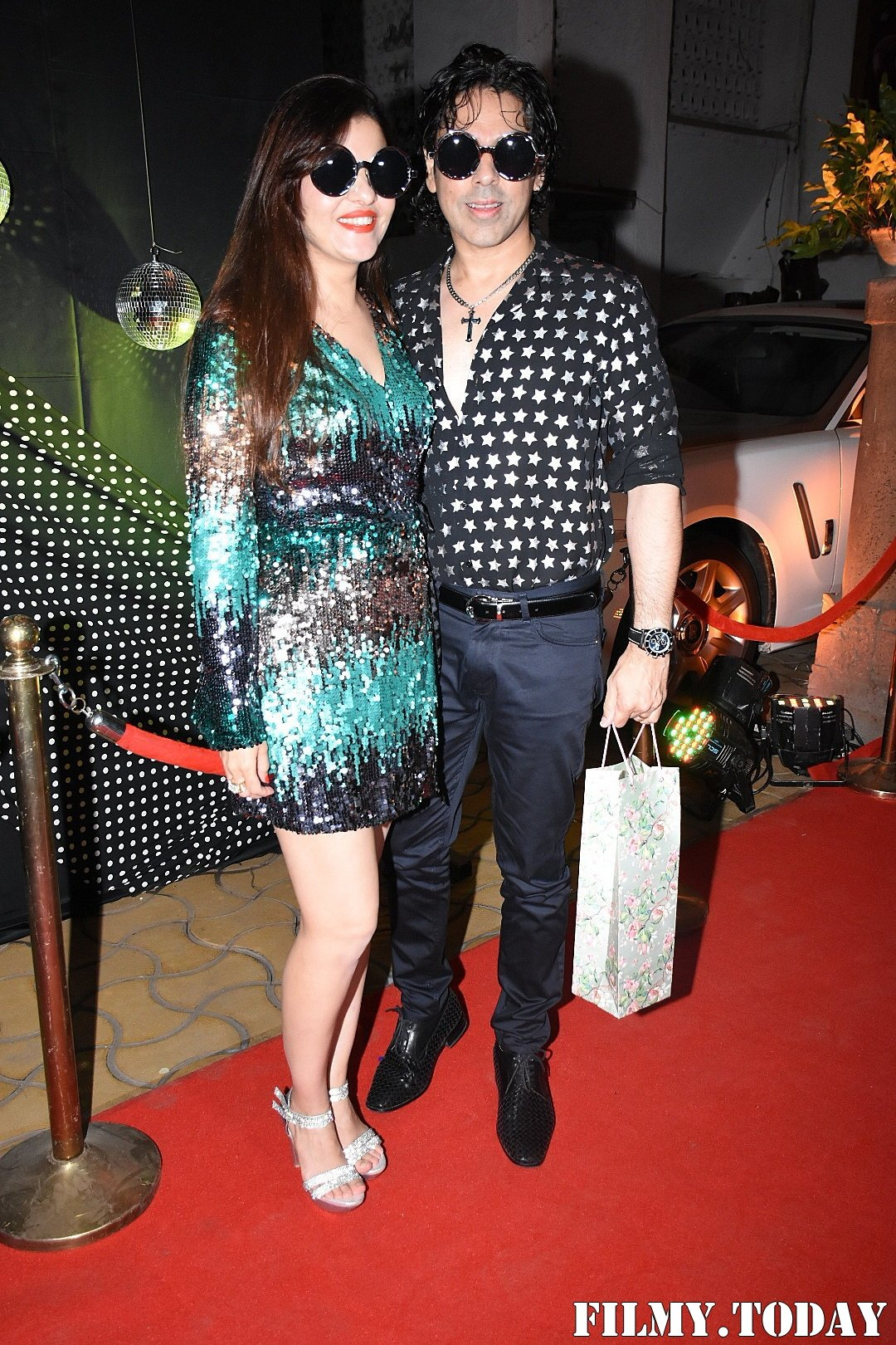 Photos: Isha Kopikar & Timmy Narang Wedding Anniversary Party | Picture 1705100