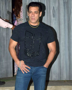 Salman Khan - Photos: Promotion Of Dabangg 3 At Bigg Boss House