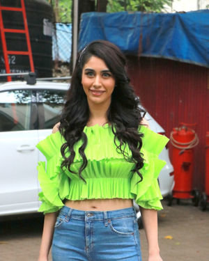 Warina Hussain - Photos: Promotion Of Film Dabangg 3 At Mehboob Studio