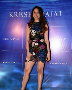 Pragya Jaiswal - Photos: Kresha Bajaj Store First Anniversary Celebrations & Fashion Show
