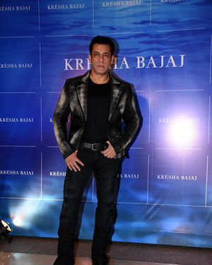 Salman Khan - Photos: Kresha Bajaj Store First Anniversary Celebrations & Fashion Show