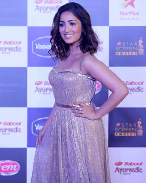Yami Gautam - Photos: Star Screen Awards 2019 At Bkc