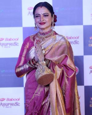 Rekha - Photos: Star Screen Awards 2019 At Bkc