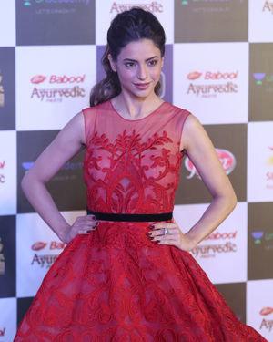 Aamna Sharif - Photos: Star Screen Awards 2019 At Bkc