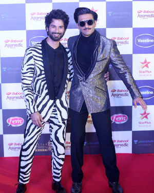 Photos: Star Screen Awards 2019 At Bkc