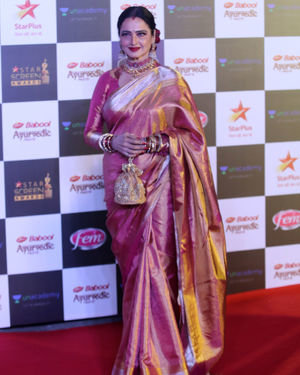 Rekha - Photos: Star Screen Awards 2019 At Bkc | Picture 1705385