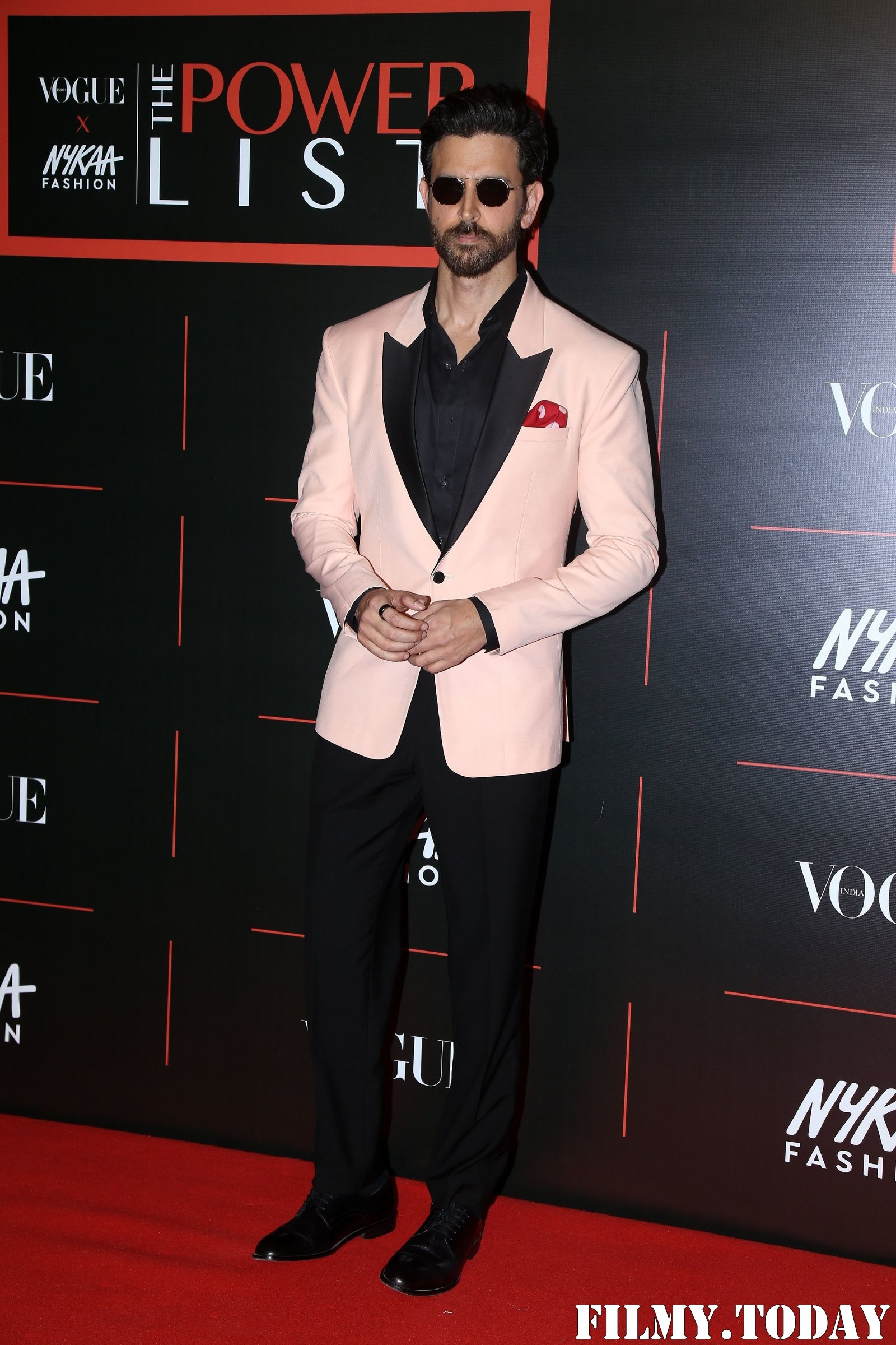 Hrithik Roshan - Photos: Celebs At Vogue The Power List 2019 At St Regis Hotel | Picture 1706333