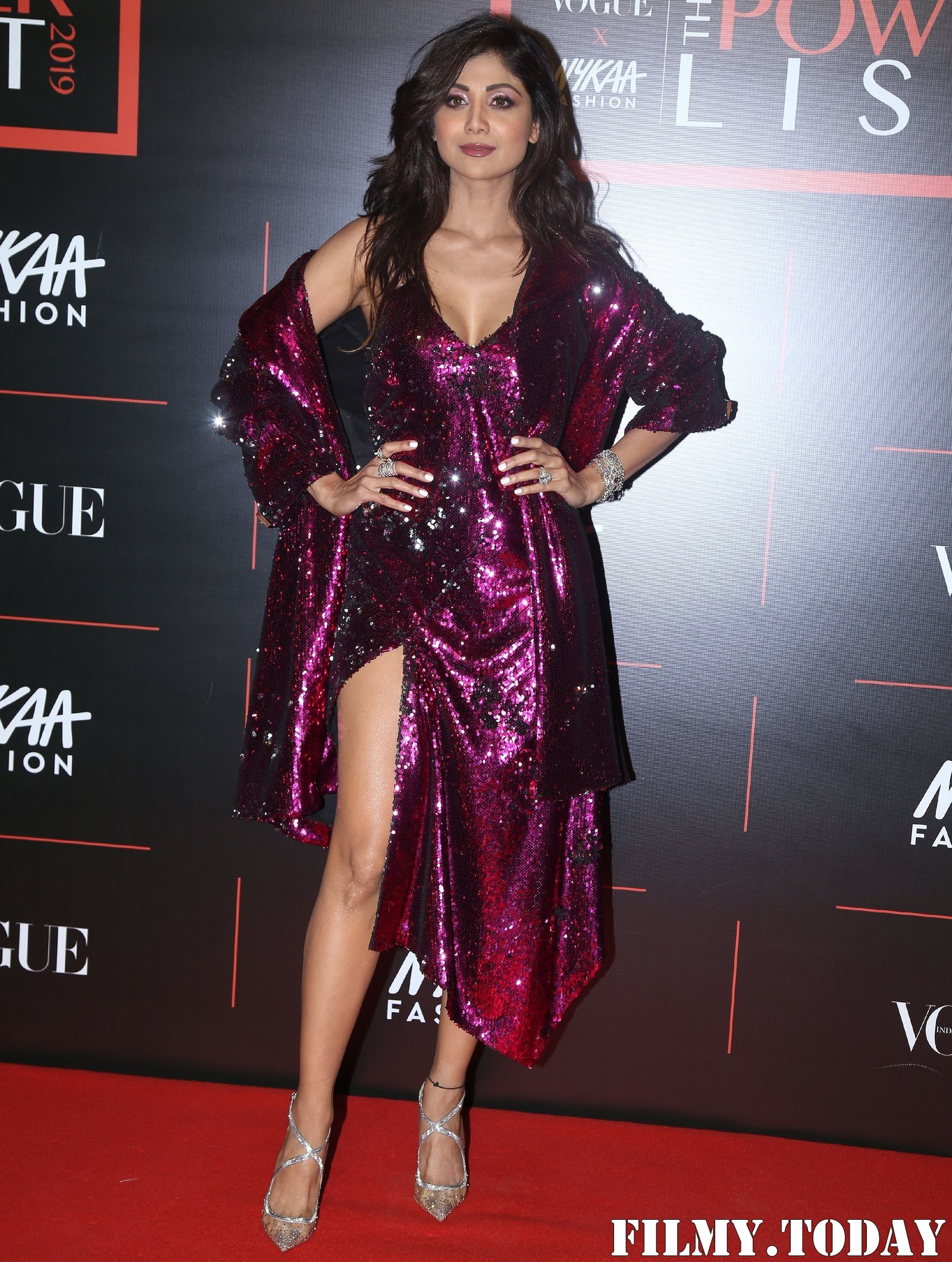 Shilpa Shetty - Photos: Celebs At Vogue The Power List 2019 At St Regis Hotel | Picture 1706331