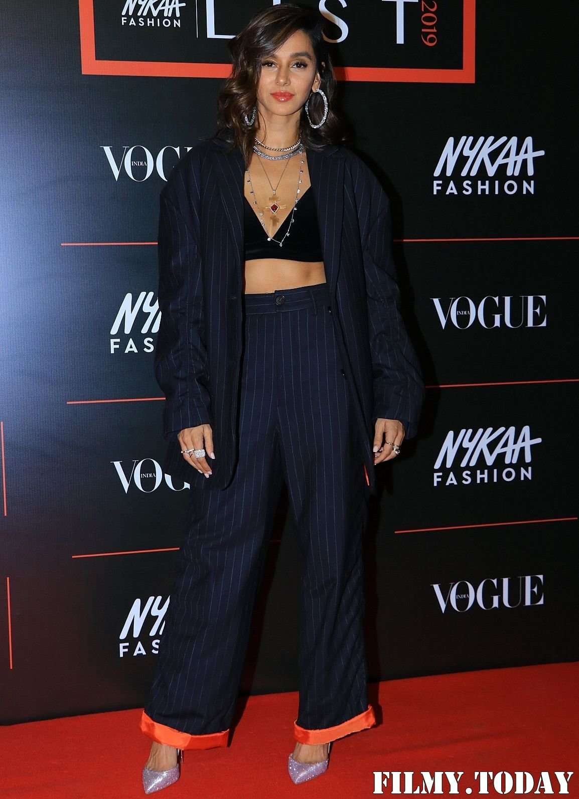 Shibani Dandekar - Photos: Celebs At Vogue The Power List 2019 At St Regis Hotel | Picture 1706354
