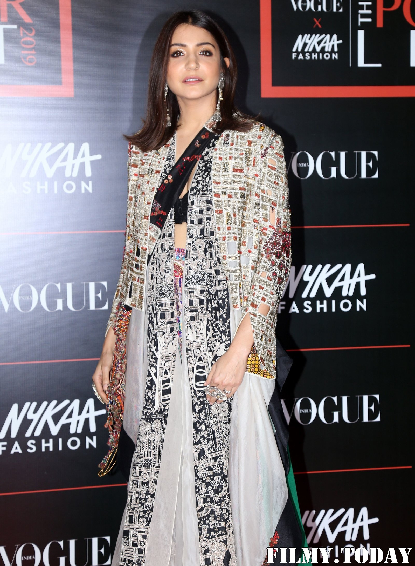 Anushka Sharma - Photos: Celebs At Vogue The Power List 2019 At St Regis Hotel | Picture 1706356