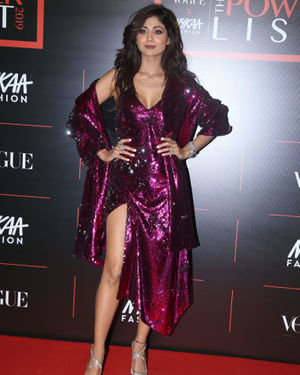 Shilpa Shetty - Photos: Celebs At Vogue The Power List 2019 At St Regis Hotel