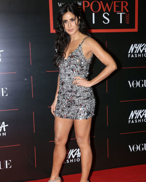Katrina Kaif - Photos: Celebs At Vogue The Power List 2019 At St Regis Hotel | Picture 1706309