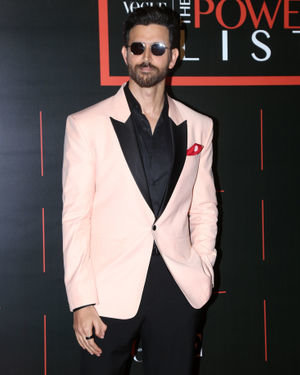 Hrithik Roshan - Photos: Celebs At Vogue The Power List 2019 At St Regis Hotel | Picture 1706340