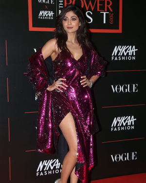 Shilpa Shetty - Photos: Celebs At Vogue The Power List 2019 At St Regis Hotel | Picture 1706325