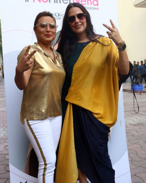 Photos: Celebs On The Set Of No Filter Neha Season 4
