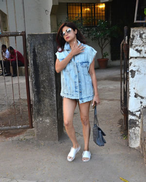 Shamita Shetty - Photos: Celebs Spotted At Kromakay Salon In Juhu | Picture 1706713