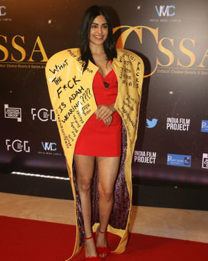 Adah Sharma - Photos: Critic's Choice Awards 2019 At Taj Santacruz